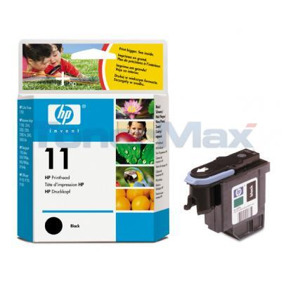 HP NO 11 PRINTHEAD BLACK